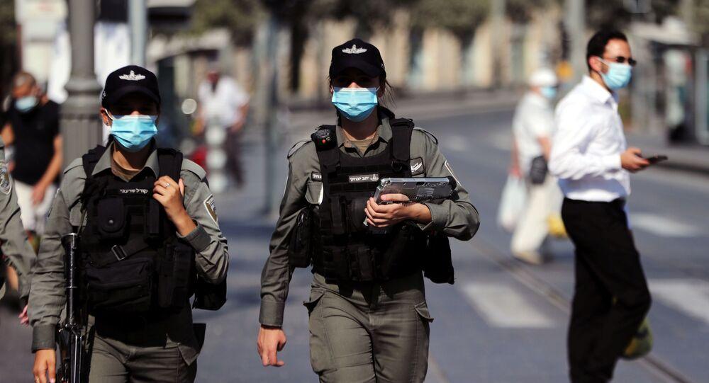 Epidemia koronawirusa w Jerozolimie