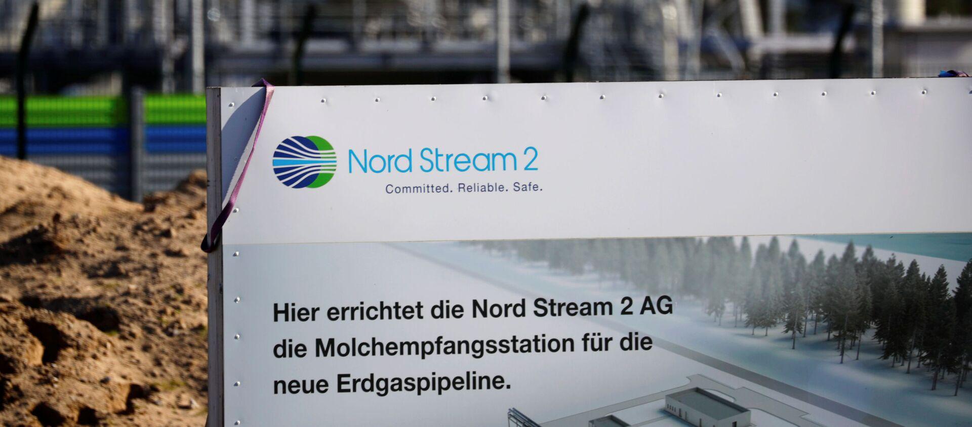 Gazociąg Nord Stream 2 - Sputnik Polska, 1920, 01.04.2021