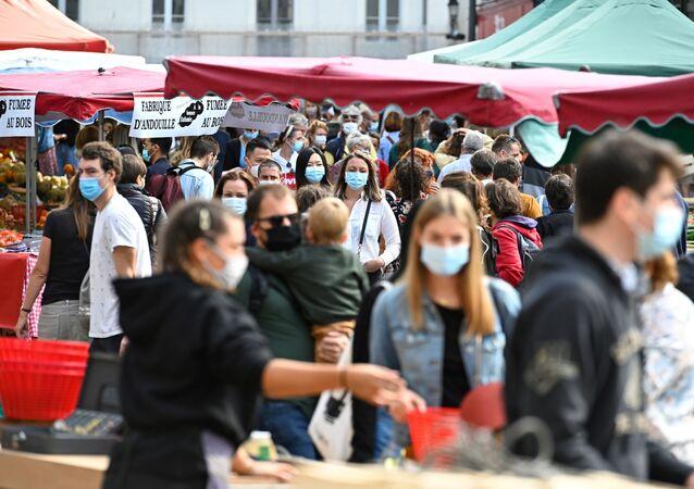 Sytuacja z koronawirusem we Francji