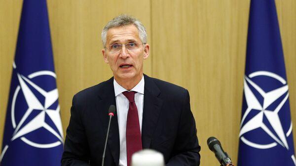 Jens Stoltenberg - Sputnik Polska