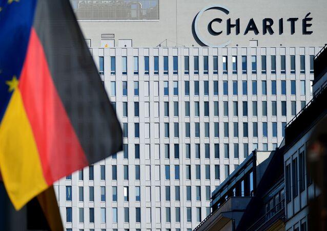 """Klinika """"Charité"""" w Berlinie"""