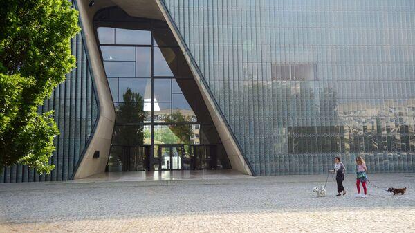 Muzeum Historii Żydów Polskich POLIN w Warszawie - Sputnik Polska