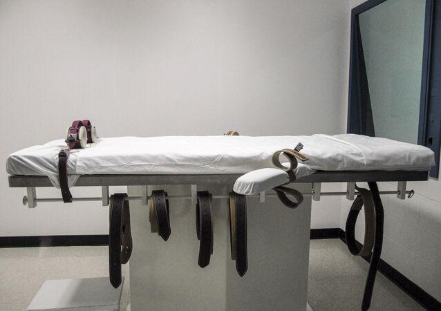 Cela, gdzie wykonywana jest kara śmierci