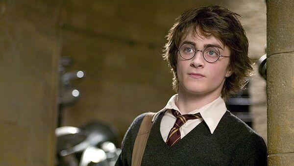 Daniel Radcliffe jako Harry Potter. - Sputnik Polska