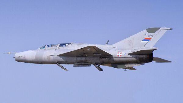 MiG-21 - Sputnik Polska