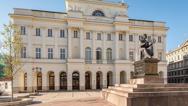 Polska Akademia Nauk - Sputnik Polska