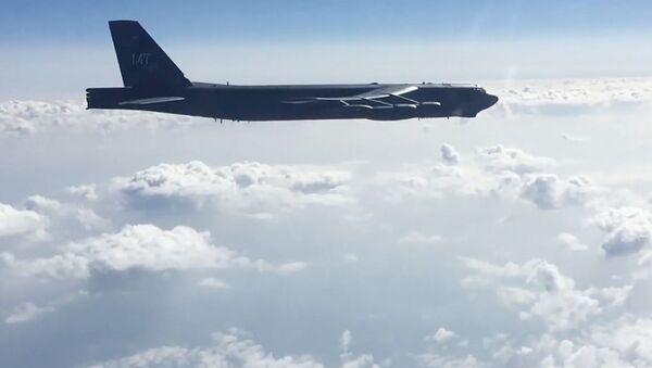 Boeing B-52H Stratofortress  - Sputnik Polska