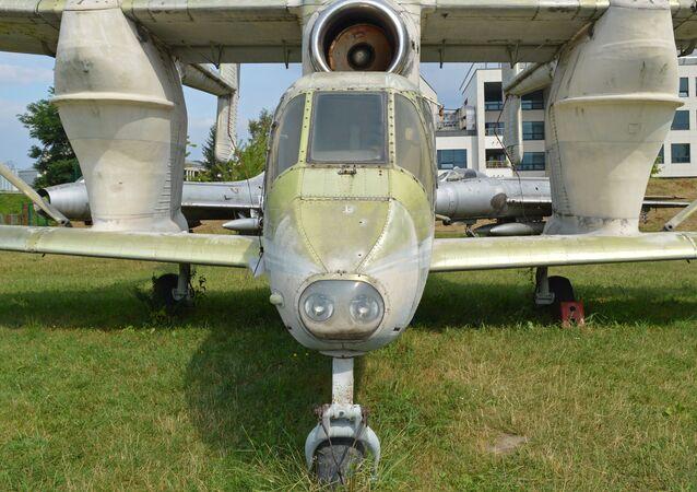 Polski samolot M-15 Belphegor