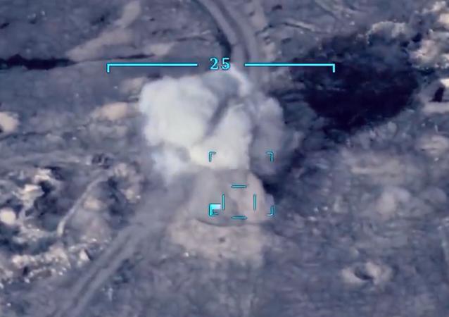 Górski Karabach: Ministerstwo Obrony opublikowało film przedstawiający rzekome zniszczenie armeńskiego sprzętu wojskowego na linii kontaktowej w Górskim Karabachu