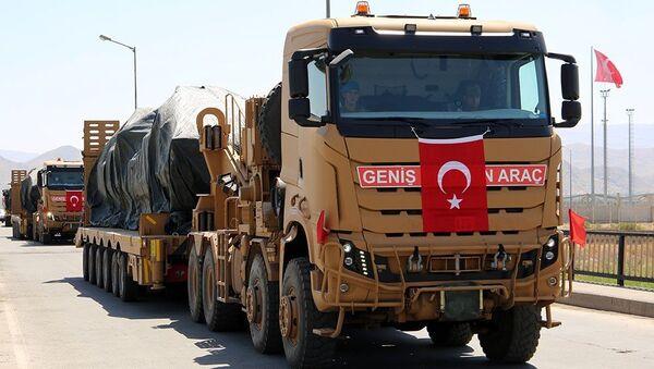 Tureckie wojska - Sputnik Polska
