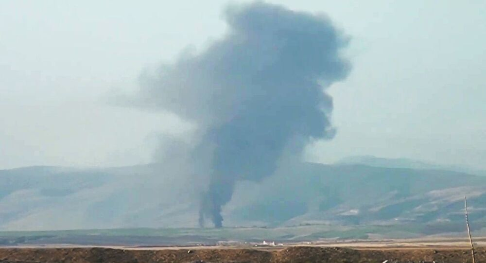 Eskalacja konfliktu w Górskim Karabachu