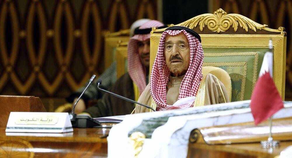 Emir Kuwejtu Sabah al-Ahmad al-Dżabir as-Sabah