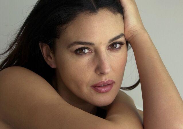 Włoska aktorka Monica Bellucci