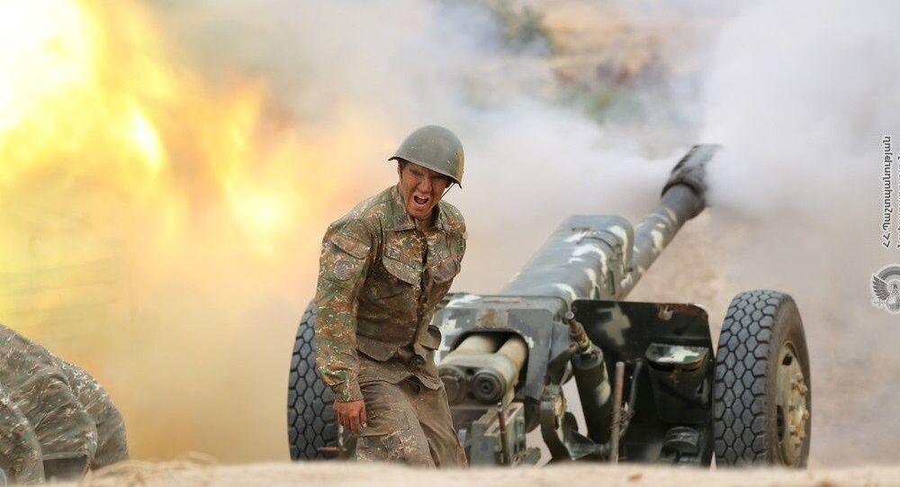 Ormiański żołnierz