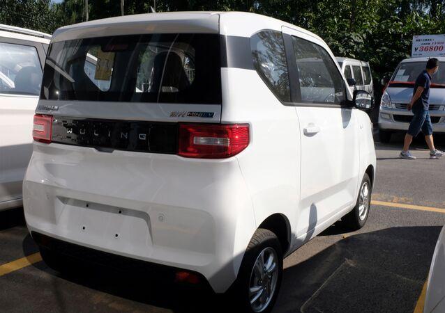 Wuling Hong Guang Mini EV - chiński samochód elektryczny
