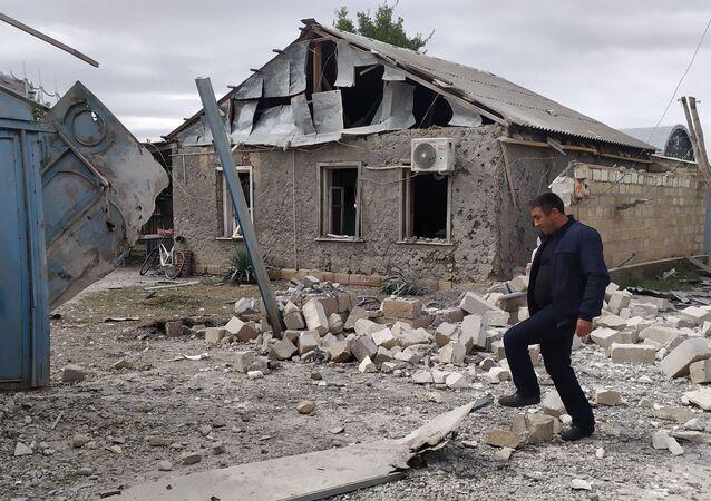 Konflikt zbrojny w Górskim Karabachu