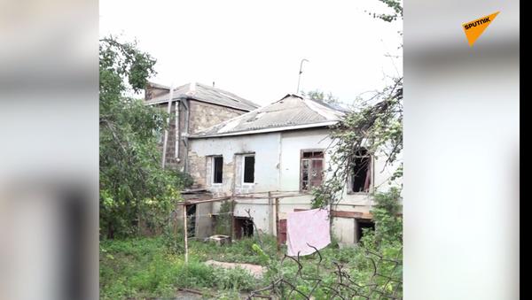 Górski Karabach: kto ingeruje w konflikt? - Sputnik Polska