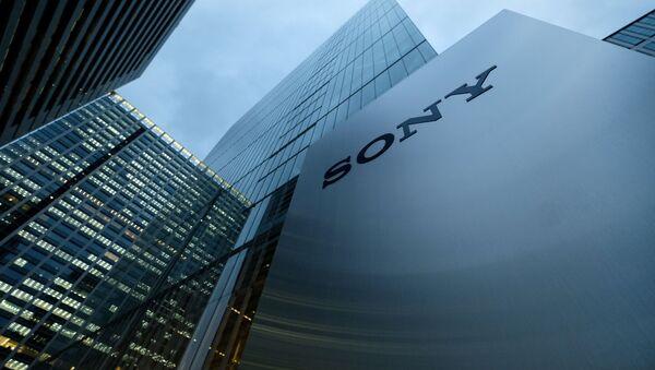 Siedziba firmy Sony w Tokio - Sputnik Polska
