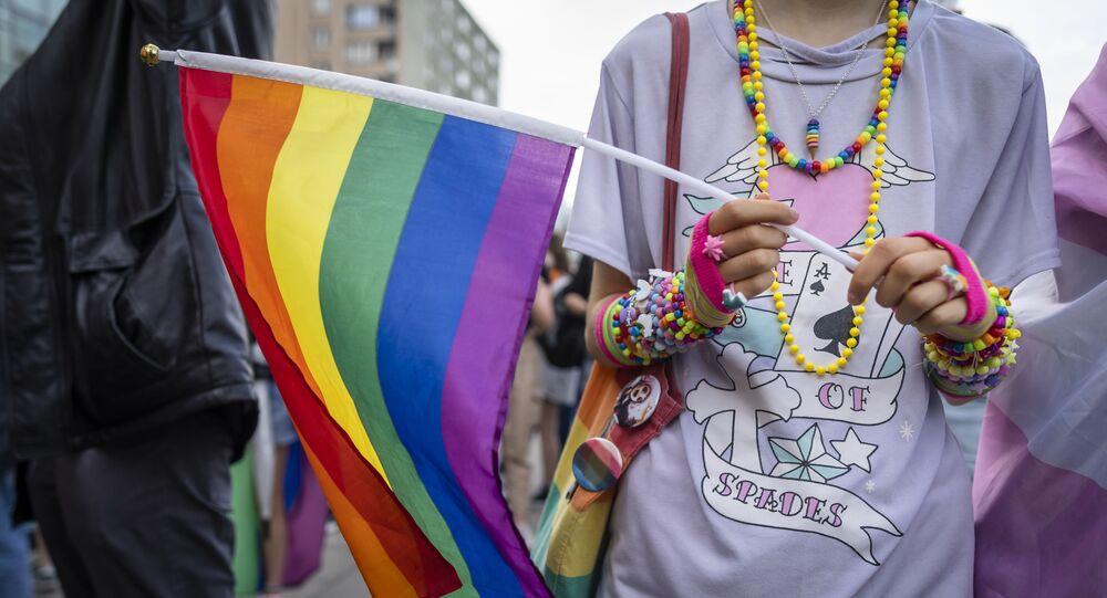 Protesty LGBT w Warszawie