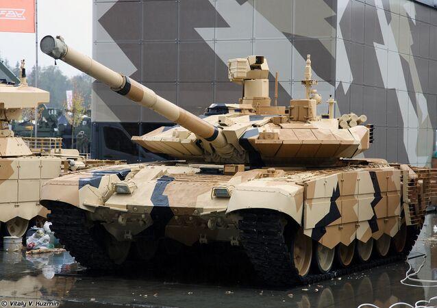 Czołg Т-90АМ Proryw