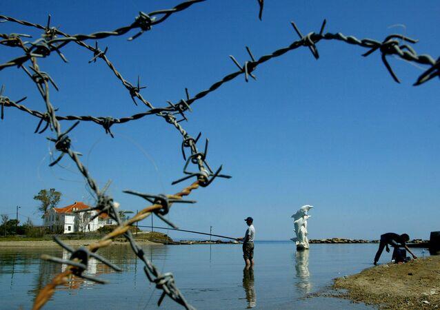 Miasto-widmo na Cyprze
