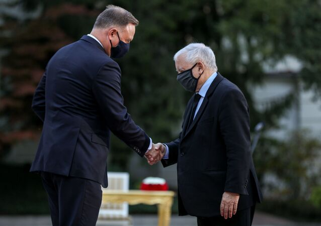 Powołanie nowych ministrów przez Andrzeja Dudę, 6 października 2020