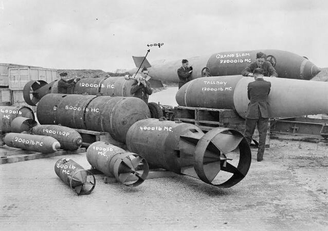 Brytyjska bomba Tallboy