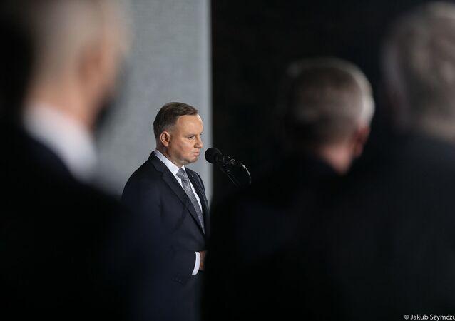 Prezydent Andrzej Duda z wizytą na Ukrainie