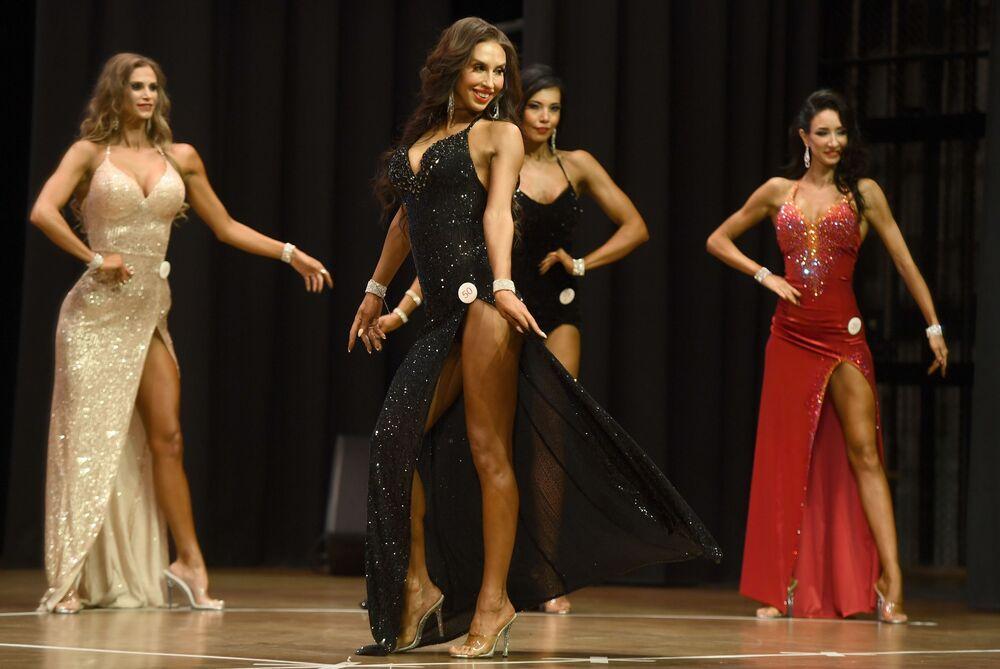 Uczestniczki mistrzostw w kulturystyce, Kazań