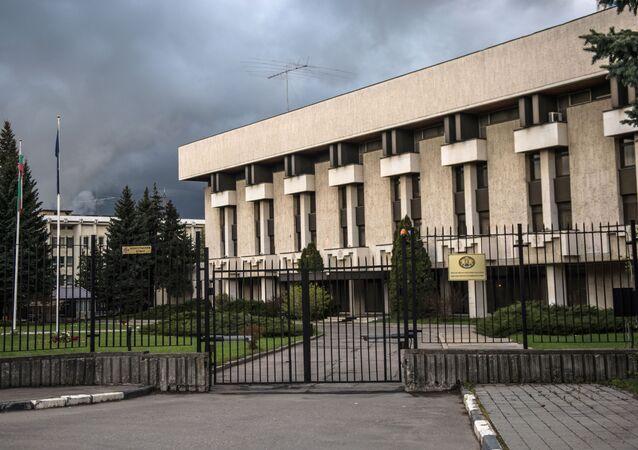 Ambasada Republiki Bułgarii w Rosji