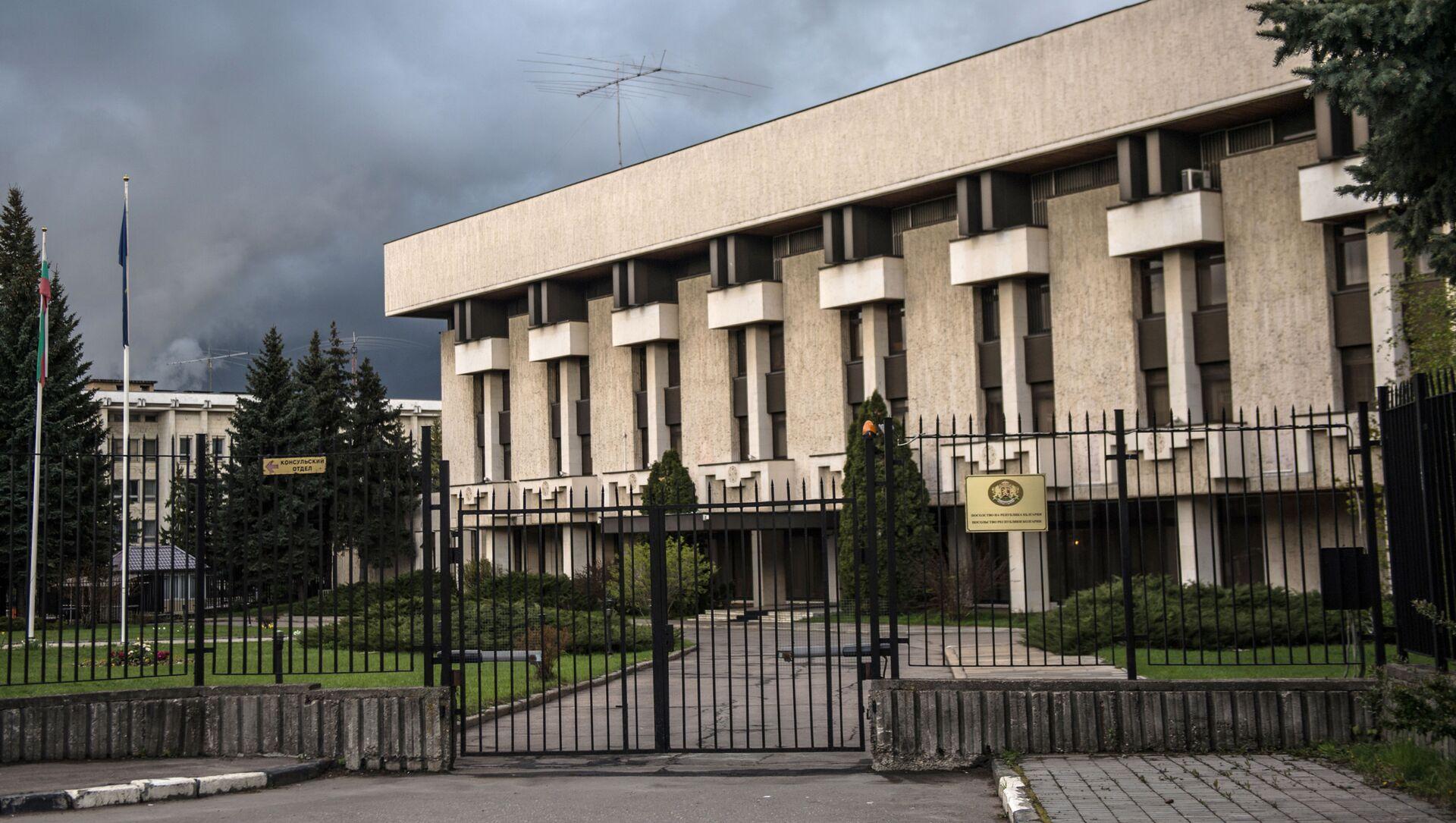 Ambasada Republiki Bułgarii w Rosji - Sputnik Polska, 1920, 26.03.2021