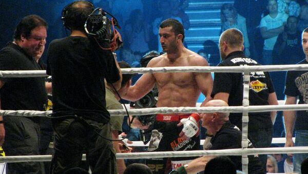 Zawodnik MMA Mamed Chalidow - Sputnik Polska
