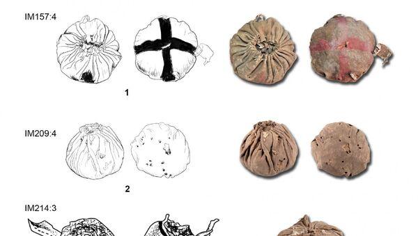Najstarsze piłki znalezione w Chinach - Sputnik Polska