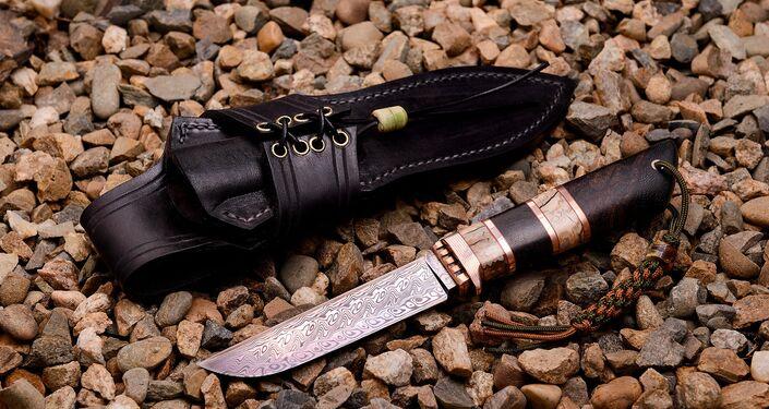 Noże rosyjskiej marki Vasverblades