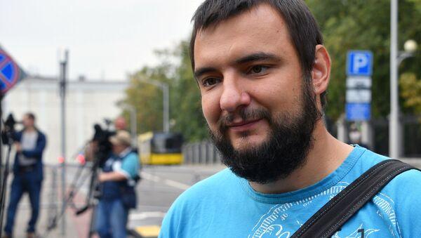 Siergiej Dylewski - Sputnik Polska