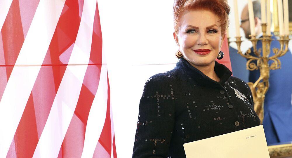 Ambasador USA w Polsce Georgette Mosbacher, 2018 rok