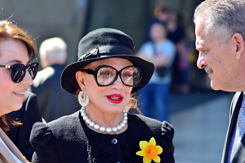 Ambasador USA w Polsce Georgette Mosbacher, 2019 rok