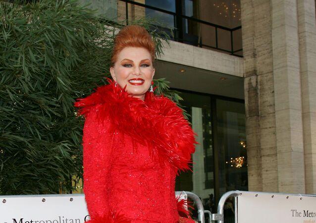 Dyrektor generalny Borghese Georgette Mosbacher w Nowym Jorku, 2006 rok