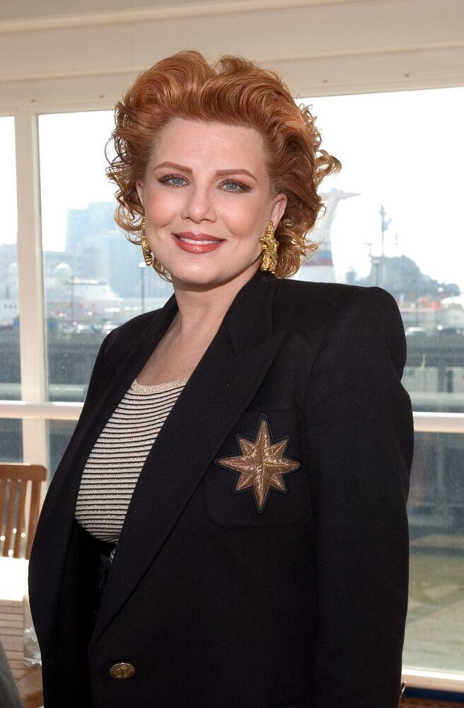 Dyrektor generalny Borghese Georgette Mosbacher w 2004 roku