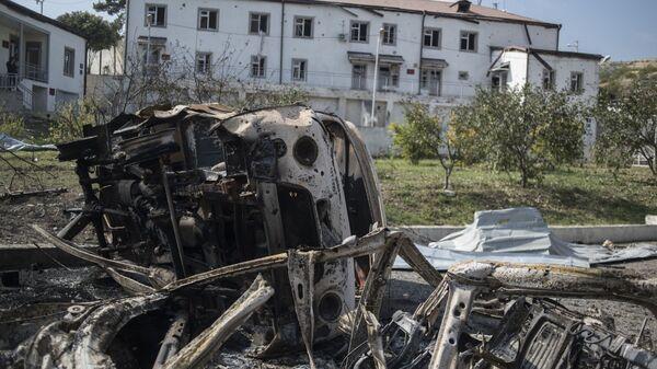 Walki o Karabach - Sputnik Polska
