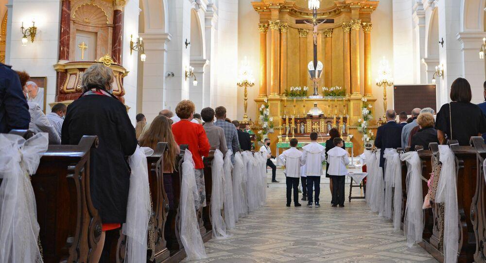 Kościół Najświętszego Zbawiciela w Warszawie