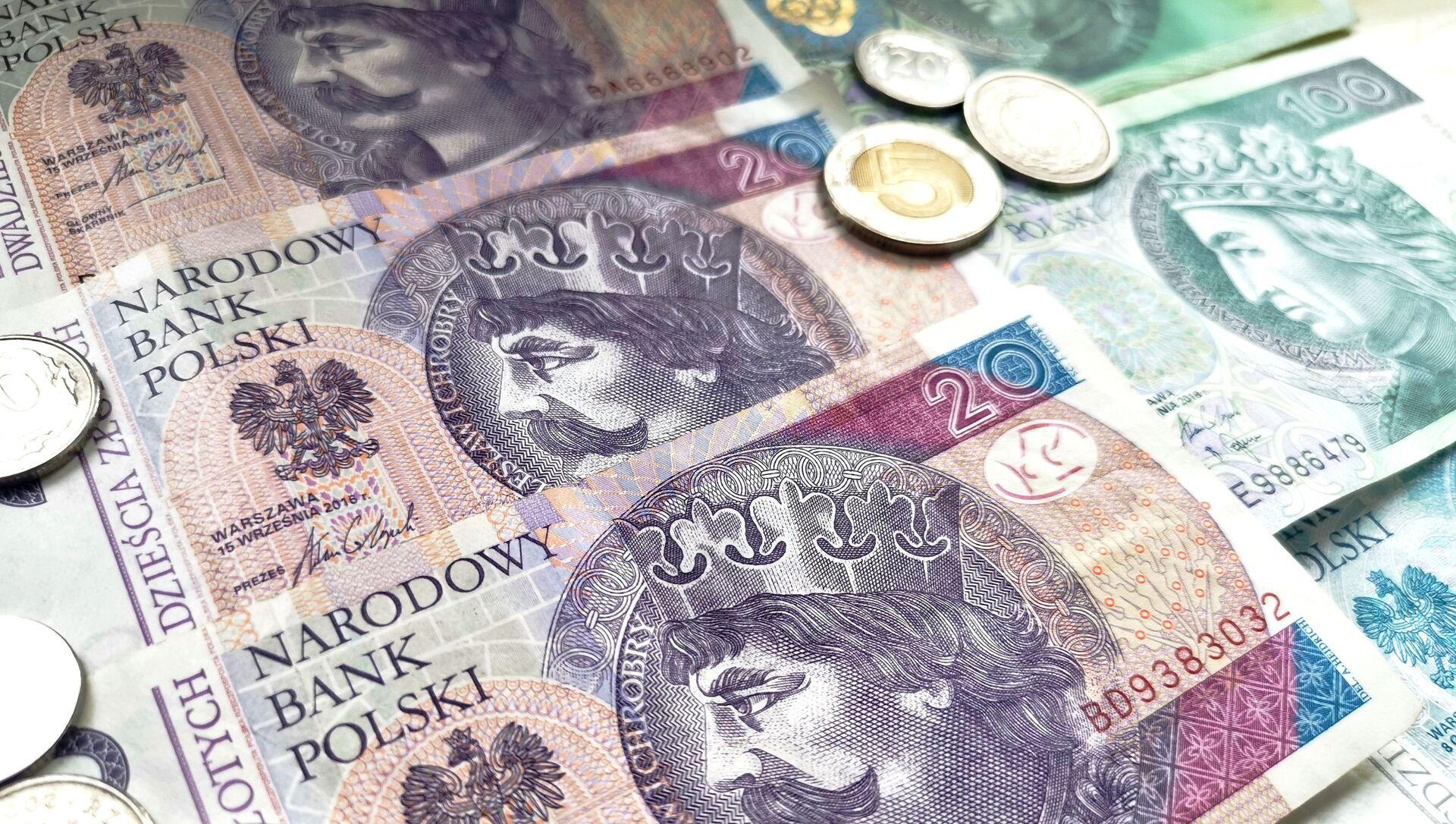 Polskie pieniądze - Sputnik Polska, 1920, 11.04.2021