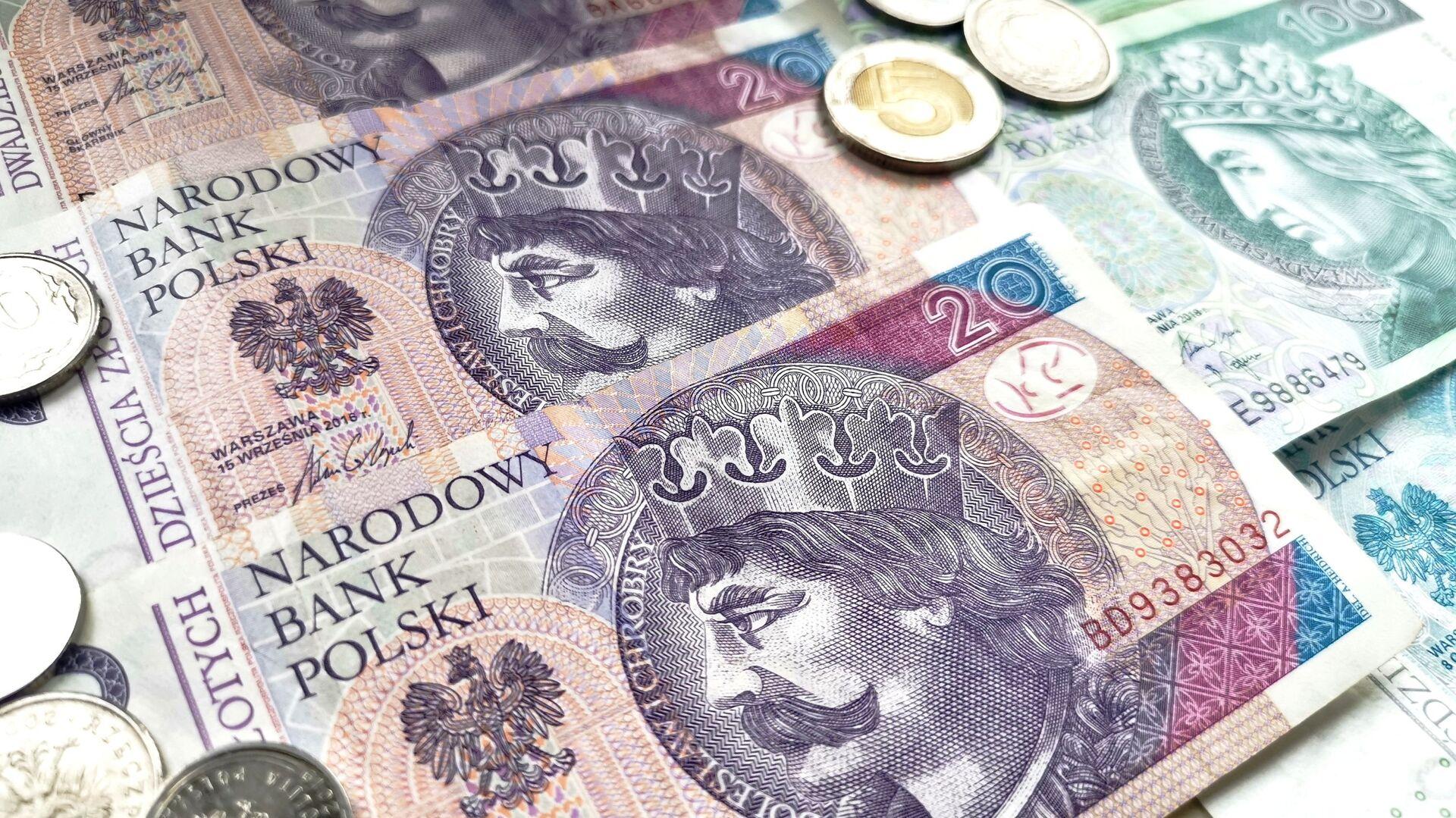 Polskie pieniądze - Sputnik Polska, 1920, 13.08.2021