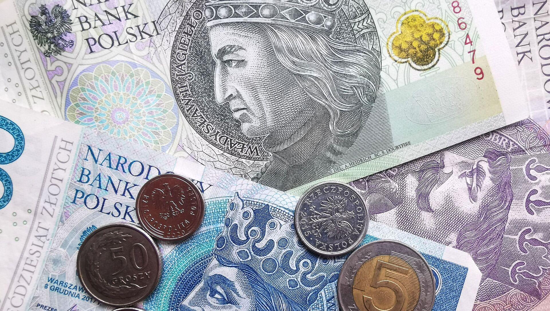 Polskie pieniądze - Sputnik Polska, 1920, 21.02.2021