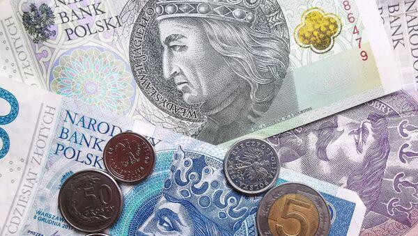 Polskie pieniądze - Sputnik Polska