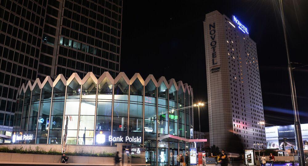 Hotel Novotel w Warszawie