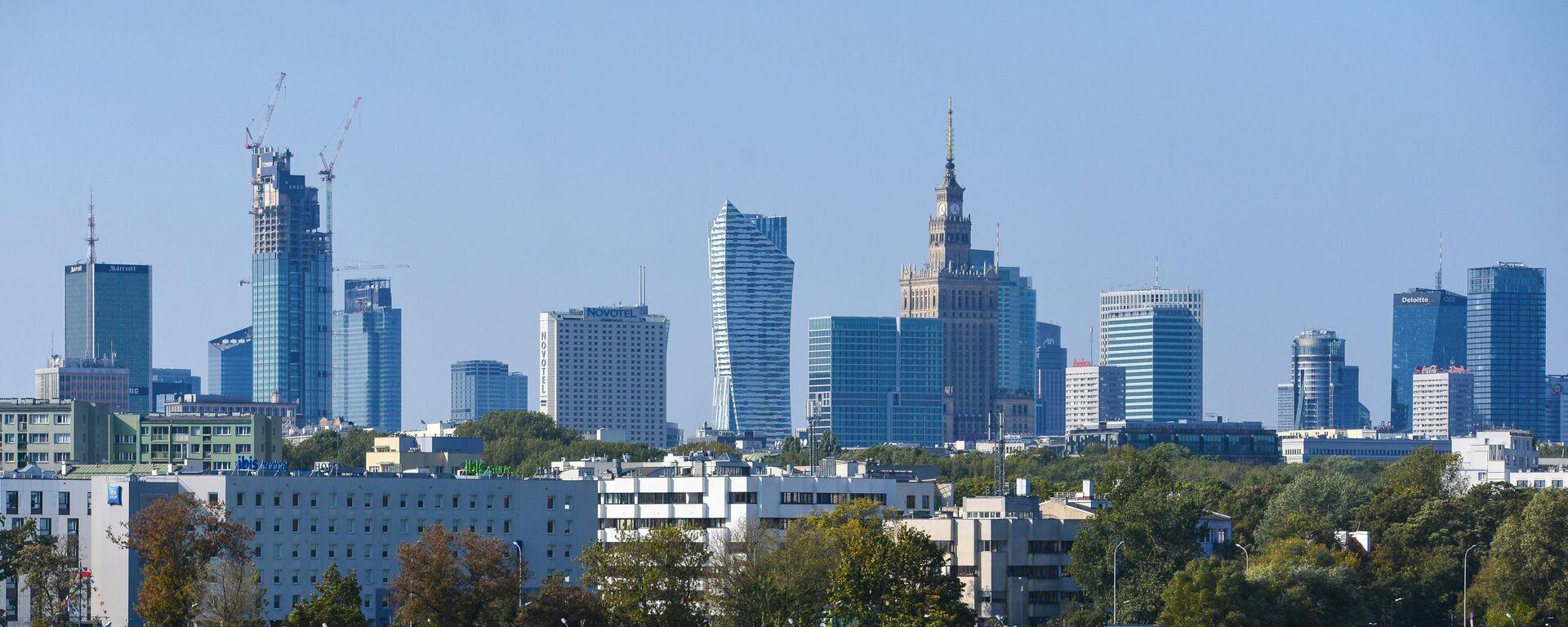 Warszawa - Sputnik Polska, 1920, 13.03.2021