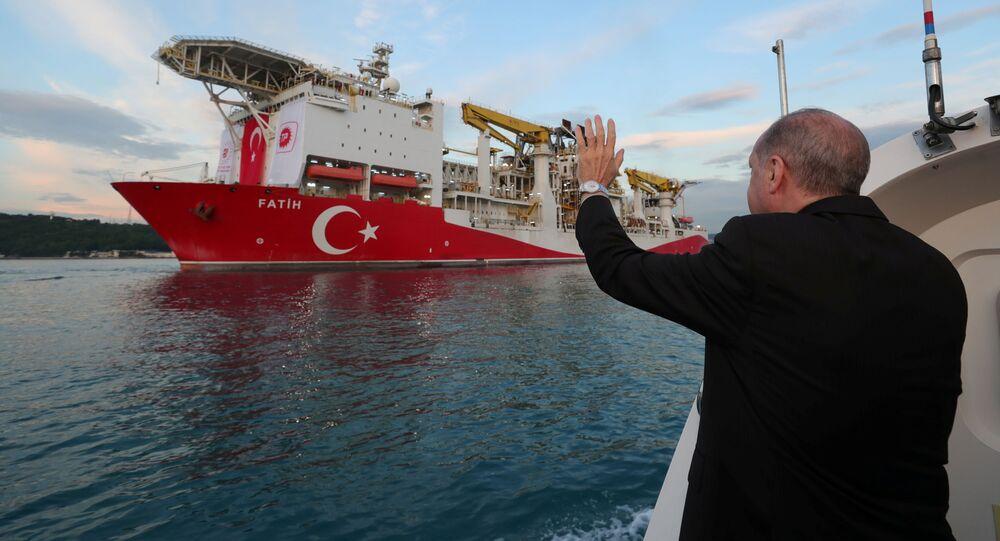 Prezydent Turcji Recep Tayyip Erdogan poinformował o odkryciu nowych złóż gazu ziemnego na Morzu Czarnym.