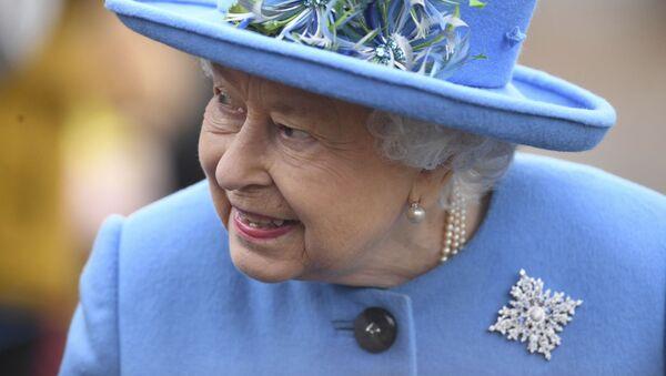 Brytyjska królowa Elżbieta II. - Sputnik Polska