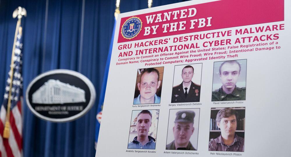Departament Sprawiedliwości USA